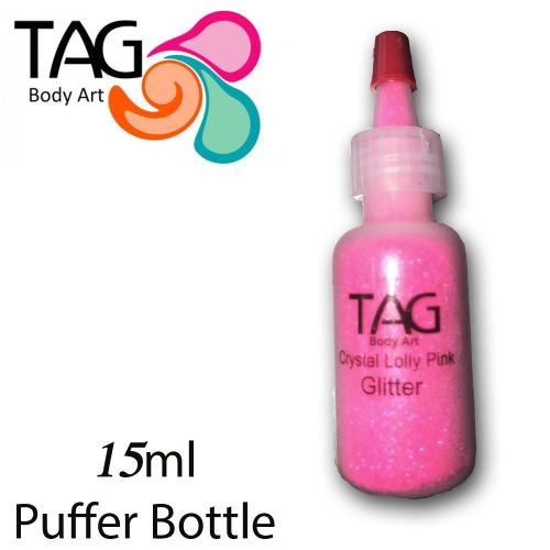 15ml Crystal Lolly Pink